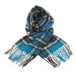 Thompson Blue Scarf