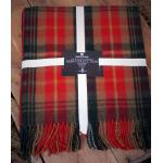 Whisky Tartan Knee Blanket