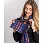 Spirit Of Quebec Tartan Clutch