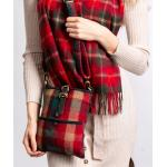 Dark Maple Tartan Islay Bag