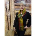 Autumn Buchanan Button Scarf