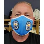 Manchester City Mask