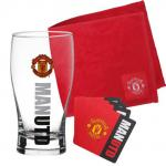 Man Utd Bar Set