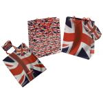 Union Jack Gift Bags