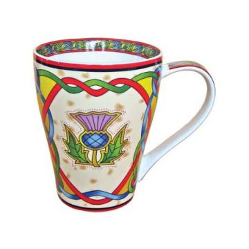 THISTLE CELTIC MUG