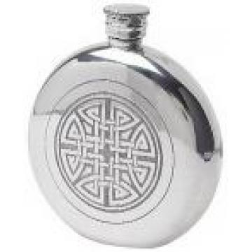 Flask - Celtic Knot Design