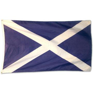 Saint Andrew\'s Flag - 3\' x 5\' with Grommets