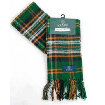 Heritage of Ireland Clan Wool Scarf