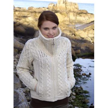 IRISH LADIES CARDIGAN