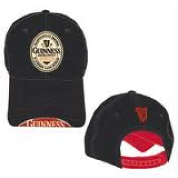 Guinness Black Label with Red Peak BB Hat