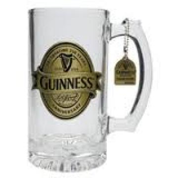 Guinness 250th Tankard with Bronze Badge