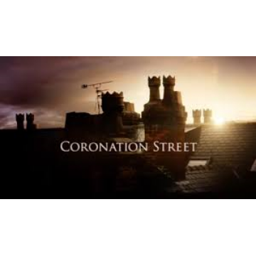 Mug - Coronation St Roof Top wrap